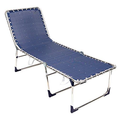 Preisvergleich Produktbild Crespo 1148249 Bett faltbar al-364 / 41,  blau,  Größe XL