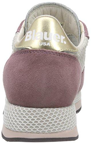 Blauer USA 6swofasrun/Mes, Baskets Basses femme Rose - Rose