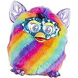 Furby - Muñeco de la Serie Boom Crystal - Edición Arco Iris