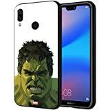 CellKraft 101198 Licensed Marvel Hulk Hard Back Case Mobile Cover for Redmi 6 Pro Redmi (Multicolor)
