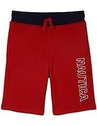 Nautica Boys' Solid Pull On Short