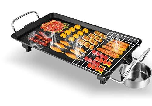 Rauchfreier Indoor-BBQ-Grill/Power mit Infrarot-Technologie und nahezu rauchfreiem Betrieb (größe : 68 X 28CM)