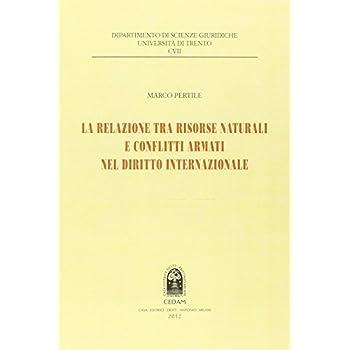 La Relazione Tra Risorse Naturali E Conflitti Armati Nel Diritto Internazionale