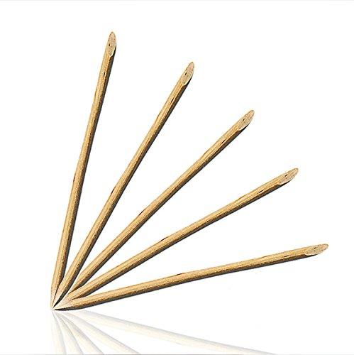 lot-nail-art-orange-bois-baton-cuticule-pousseur-pour-nail-art-pour-vernis-a-ongles-soins-manucure-o