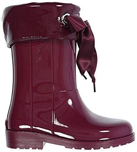 TTY Girls Xerise Fleece-Lined Wellington Boot