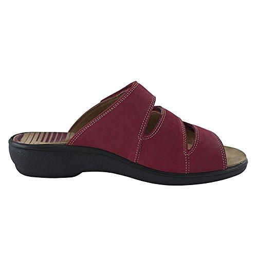 Schuhe schlüpfen für Damen von Legero (4-00726-96) Rot