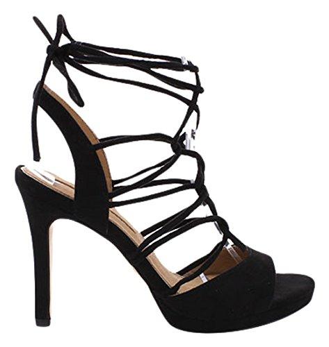 MARIA MARE Donna 66329 Abito scarpe nero Size: 38