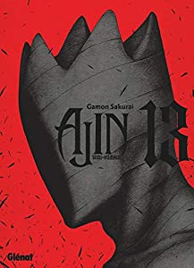 Ajin Edition simple Tome 13