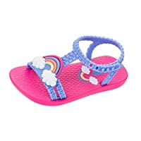 Ipanema Baby My First Rainbow Sandals Infant Girl Flip Flops