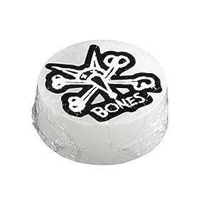 Bones Rat Wax II Vato White Wax Cup by Bones Wheels