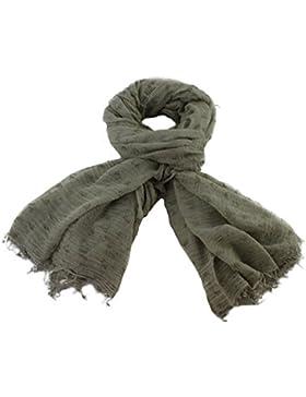 ARMANI JEANS Damen Schal im Geschenkbox 924068 (grau-beige)