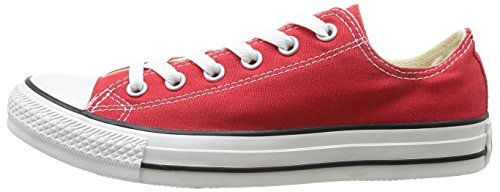 Converse AS Ox Can red M9696 Unisex-Erwachsene Sneaker, Rot (red), EU 42(US 8.5) - 5