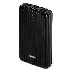 Zendure A5 Power Bank 16750mah – Ultra-durable Portable External Battery Charger For Iphone, Ipad, Samsung & More, Pc Advisor Winner 2014-2017 – Black