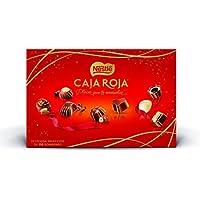 Nestlé Caja Roja Bombones de Chocolate - Paquete de 2 x 800 gr - Total: 1.6 Kg