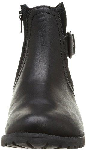 Timberland Bethel FTW_EK Bethel Heights Ankle Boot Damen Kurzschaft Stiefel Schwarz (Black)
