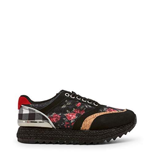 Gioseppo Sneaker Schuhe Niedrigen 40354-02 Timbale Größe 38 Black