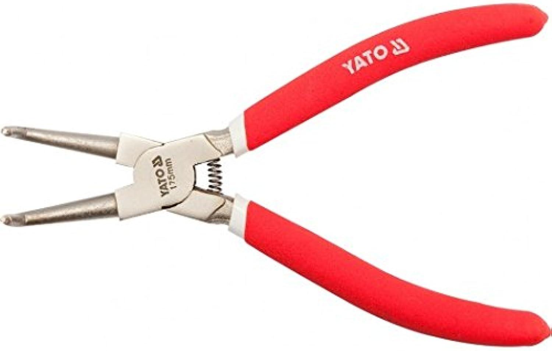 YATO YT-80844 - zapatos de seguridad de corte medio talla 42