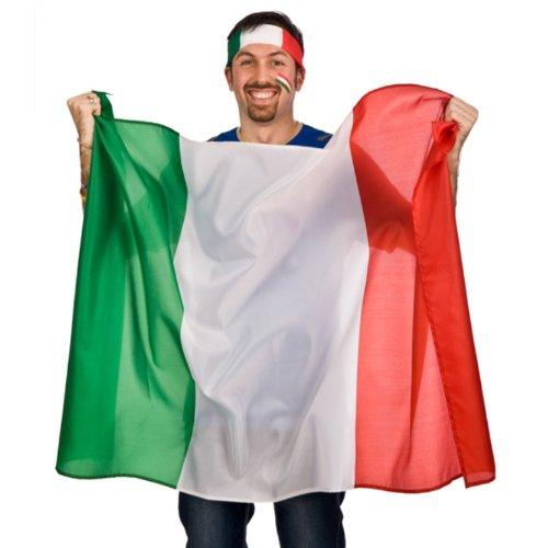 Carnival Toys 04611 Bandiera Italia, 150 x 90 cm