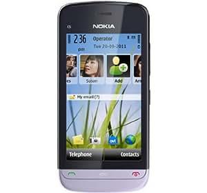 Nokia C5-05 (Lilac-Black)