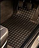 LAND ROVER FREELANDER MK1 (1997-2006) RUBBER CUSTOM MADE FITTED CAR FLOOR MATS SET