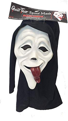 Easter Unlimited Scary Movie Original Maske Wassup Scream Monster mit Zunge (Movie Maske Scary)