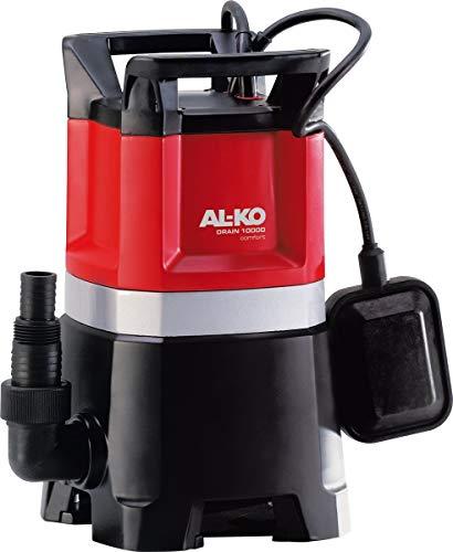 AL-KO Schmutzwassertauchpumpe Drain 10000 Comfort, 650 W Motorleistung, 10.000 l/h max. Fördermenge, 8 m max. Förderhöhe, 30 mm max. Korngröße