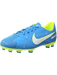 new style 927d0 dc5f5 Nike Jr. Mercurial Victory VI Neymar FG, Chaussures de Football Mixte Enfant