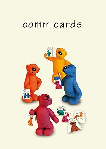 comm.cards 45 Kommunikations Karten Beratung Coaching Tool Kartenspiel Set 16x11cm - Kommunikations-tools