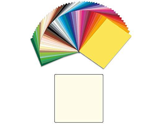 CREATIV DISCOUNT® Bastelkarton 220g/m², A4, Perlweiß,100 Blatt