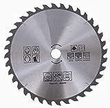 1 HM Kreissägeblatt für Holz und Kunststoff - 36 Zähne – Ø 315 mm x 30 mm | Sägeblatt | Kreissägeblätter