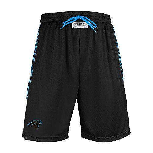 nt Accent Team Logo Active Shorts, Herren, Men's NFL Zebra Print Accent Team Logo Active Shorts, schwarz, XX-Large ()