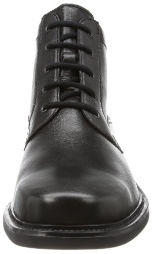 Sioux Landis-Lf 23780, Stivaletti uomo Nero (Schwarz (schwarz))