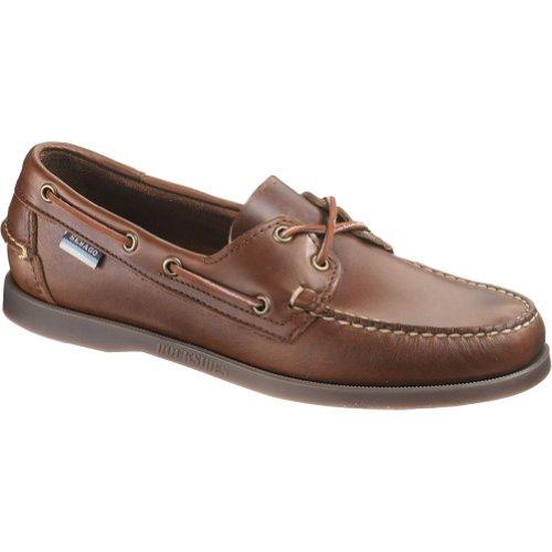Sebago Herren Docksides Bootsschuhe Brown