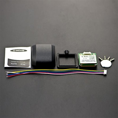 In ZIYUN GPS Module with Enclosure,GPS Receiver