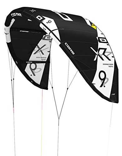 Core XR5 Kite tech black 10, 5.0