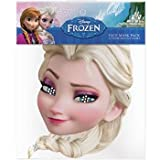 Official Disney Elsa from Frozen Card Face Mask