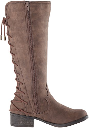 Steve Madden J Coal Toile Botte brown