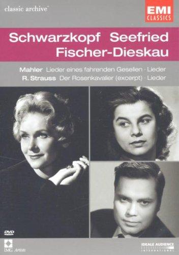 Price comparison product image Elisabeth Schwarzkopf [DVD]