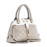 حقيبة يد للنساء من جيس، بني داكن/متعددة الالوان - SG739805
