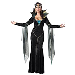 Idea Regalo - Aptafêtes-cs97513/S-Costume Strega Malefica-Dimensioni S