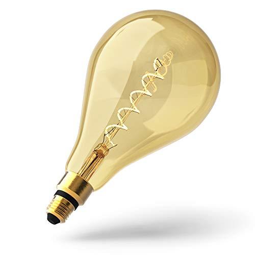 Sylvania ToLEDo Vintage LED-Lampe (5,5 Watt, E27, dimmbar) - im Edison-Stil (Glühbirne Sylvania)
