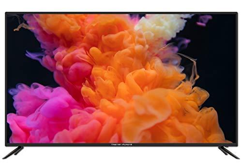 Tristan Auron 139 cm (55 Zoll) 4K QLED TV Fernseher (Smart TV, Ultra HD, Triple Tuner, 1200HZ Active Motion Flow) (55 Tv-flachbild)