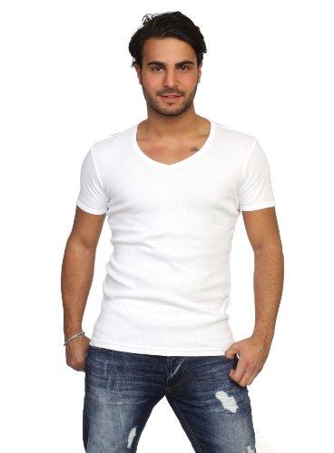 Urban Classics T-Shirt Emilio Weiß