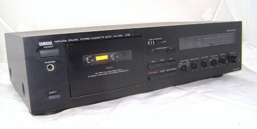 Yamaha natürlicher Sound Kassetten Deck kx-250Tape Player - Cassette Tape Deck