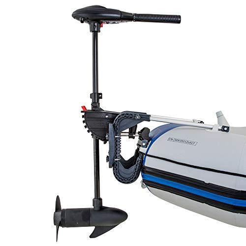Intex Trolling Motor - Elektro-Außenborder mit Batterieanzeige - 420W
