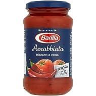 Barilla Arrabbiata salsa de 400g