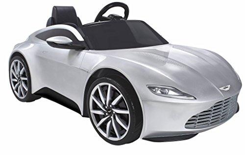 FEBER - Vehículo infantil 007 Aston Martin 6V con radiocontrol (Famosa 800010670)