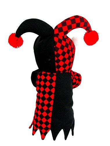 iTemer Haustier Kleidung Welpen und Katzen Halloween Clown kühles nettes lustiges Kostüm Haustier Versorgungsmaterialien Partykleidung
