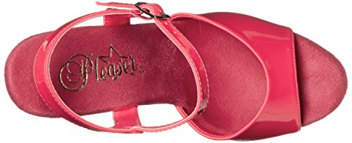 Pleaser Sky-309uv, Bout Ouvert Femme Pink (Neon H. Pink/H. Pink)