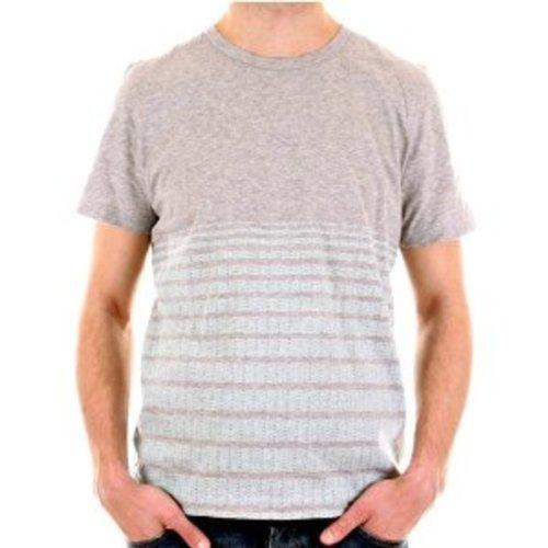 BURBERRY -  T-shirt - Maniche corte - Uomo Aqua/Green/Grey XL